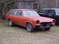 1972 Vega wagon, 57k miles 4 cylinder automatic MA