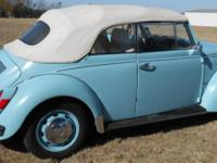 For sale is an extremely good 1972 Volkswagen