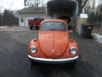I have a VW Super Beetle that i rebuilt the motor 7 or