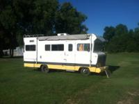 I have for sale a 1972 Winnebago RV in good shape. Runs