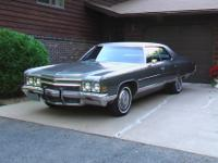 This 1972 Caprice is NOT FOR SALE! If you see other