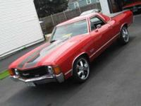 1972 GMC Sprint This classic vehicle has 103,000