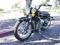 Full restoration manufactured Sept. 1972, 1973 model,