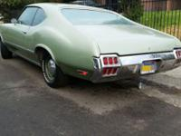 1972 Oldsmobile Cutlass S 350 Rocket v8 350 Trans Clean