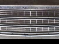 1973 1974 PLYMOUTH VALIANT DUSTER FRONT GRILLE WITH