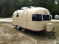 Make:AirstreamModel:ARGOSY Year:1973Condition:UsedMy