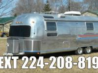 I have for sale a real nice 1973 Airstream Overlander