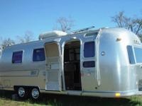 Vintage 1973 Airstream Overlander 27' (24' box)
