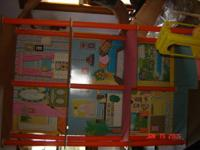 I have a 3 story Barbie town house in good condition. I