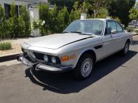 1973 BMW 3.0CS Coupe US Model Running Project.   Own