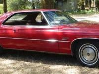 My husband bought this two door '73 Buick LeSabre
