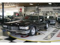 One Owner Triple Black Buick Riviera - This 1973 Buick