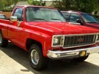 This is a great-looking C/K 10. Ice cold air, runs