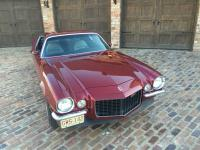 1973 Z/28 RS-LT with factory A/C. It is a no-excuses,