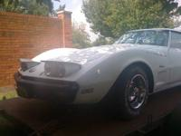 I have a 1973 Chevy Corvette Stingray(project car). I