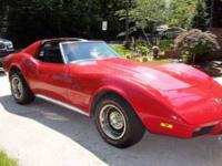 1973 Chevrolet Corvette High Performance Classic 1973