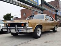 WOW! A BLAST FROM THE PAST! A 1973 CHEVY NOVA WITH