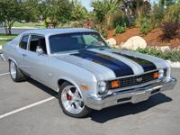 Here is the most beautifully crafted 1973 Chevrolet