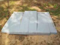 1973-1980 Chevy hood for sale. Metal hood with a
