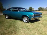 1973 Chevy Nova for sale (OH) - $21,900 Extremely Clean