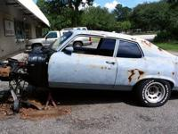 1973 Chevy Nova SS Body for a project. Have all parts