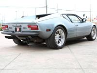 Clean straight and solid early Pantera!! This car has