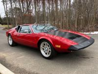 1973 DeTomaso Pantera., a very nice rust free car that
