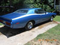 1973 Dodge Charger RLT American Classic This classic