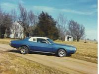 1973 DODGE CHARGER SE 73,000 miles on it 2 door hard