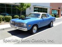 This 1973 Dodge Dart Sport (Stock # B1738) is available