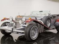 Special ordered Excalibur Series II Phaeton example