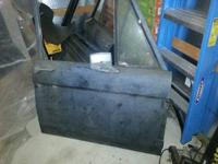 I am selling (2) 1973 ford bronco doors in great