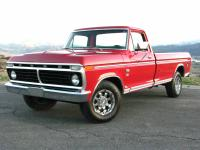 1973 Ford F350 (SWR)  This F350 SWR is powered by a