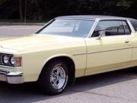 1973 Ford Galaxie 500. It has 23,474 original miles.