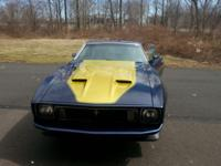 1973 Ford Mustang Mach I $22,5000 OBO Completely