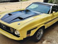 For sale is my incredible fully loaded 1973 (like 1971,