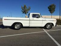 1973 Ford Ranger (ID) - $12,500. Nice clean 73 Ranger,