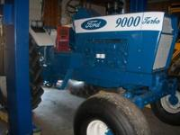 1973 - 9000 New Tires & clutch. Runs good. 2500 hours