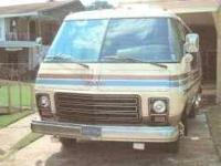 1973 GMC Canyon Lands 260 Class A This a 26 foot RV