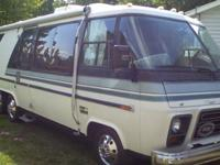 We've adored this motor home for the past 8 years and