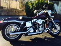 1973 Harley Davidson FLH Shovelhead. One of a kind