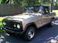 1973 JEEP COMMANDO PU 12 year frame off restoration.