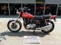 Make: Kawasaki Mileage: 15,572 Mi Year: 1973 Condition: