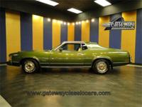 1973 Mercury Cougar coupe powered by it's original 351