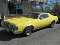 WOW! This 1973 Mercury Cougar is as clean as they come.