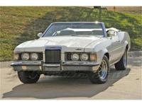 This remarkable Mercury Cougar XR7 convertible is one