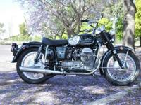 This Eldo was restored in 2011. This bike has less than