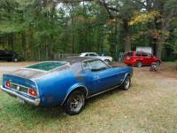 My Dad drove this car when he was at Auburn University