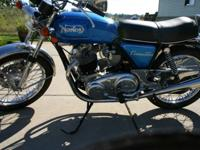 Completely Restored British Beauty. Existing original