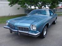 FOR SALE IS A 1973 OLDSMOBILE CUTLASS IN VERY GOOD